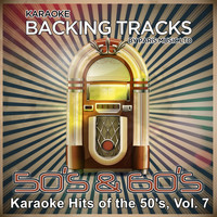 Paris Music - Karaoke Hits From The 50's, Vol. 7