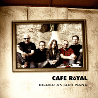 Cafe Royal - Bilder an der Wand