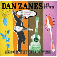 Dan Zanes - The Welcome Table: Songs of Inspiration, Mystery & Good Times