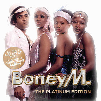 Boney M. - The Platinum Edition