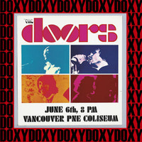 The Doors - Pne Coliseum, Vancouver, June 6th, 1970