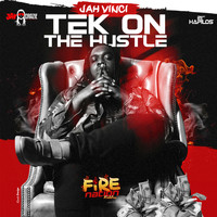 Jah Vinci - Tek on the Hustle - Single