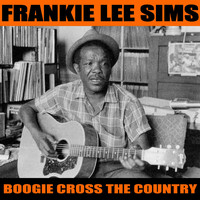 Frankie Lee Sims - Boogie Cross the Country