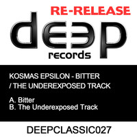 Kosmas Epsilon - Bitter / The Underexposed Track