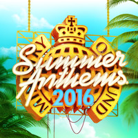 Various Artists - Ministry Of Sound: Summer Anthems 2016