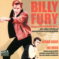 Billy Fury - Sings a Buddy Holly song plus other demos and rarities