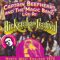 Captain Beefheart - Captain Beefheart Live at Bickershaw 1972