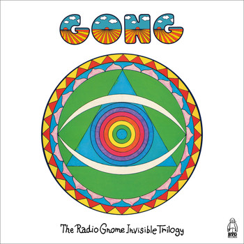 Gong - Radio Gnome Invisible Trilogy