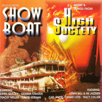 Various Artists - Show Boat & High Society