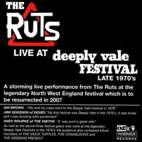 The Ruts - Live At Deeply Vale