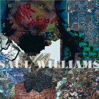 Saul Williams - Think Like They Book Say