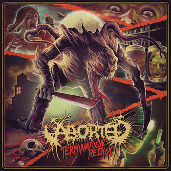Aborted - Termination Redux - EP (Explicit)