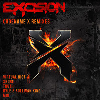 Excision - Codename X - The Remixes