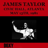 James Taylor - Civic Hall, Atlanta, May 13th, 1981