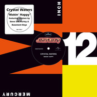 Crystal Waters - Makin' Happy (Remixes)