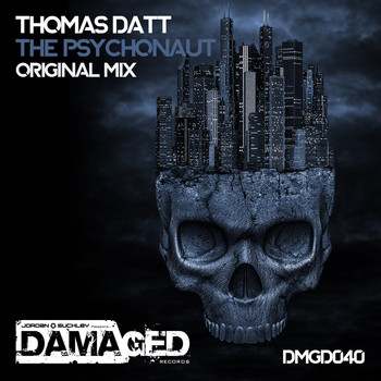 THOMAS DATT - The Psychonaut