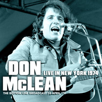 Don McLean - Live in New York 1974 (Live)
