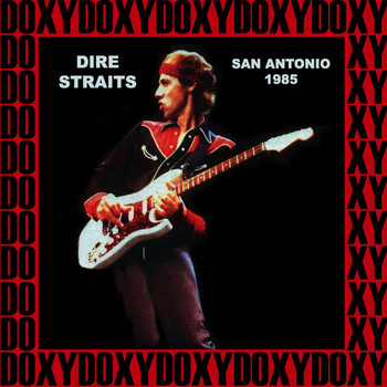 Dire Straits - Majestic Theatre, San Antonio, August 16th, 1985