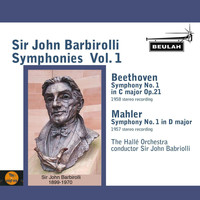 Sir John Barbirolli - Sir John Barbirolli Symphonies, Vol. 1