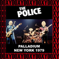 The Police - The Palladium New York, November 29th, 1979