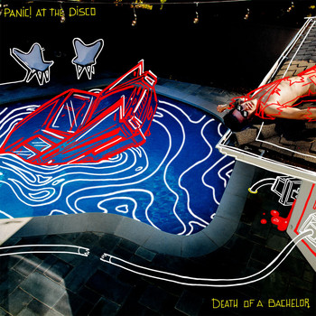 Panic! At The Disco - Death Of A Bachelor (Explicit)