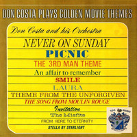 Don Costa - Golden Movie Themes