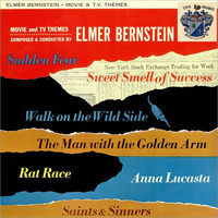 Elmer Bernstein - Movie and TV themes