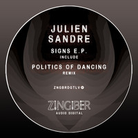 Julien Sandre - Signs EP