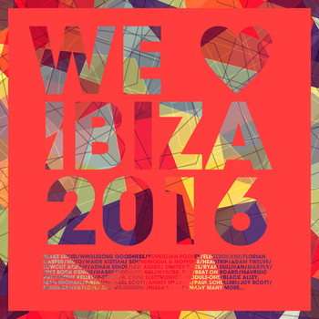 Various Artists - We Love Ibiza 2016