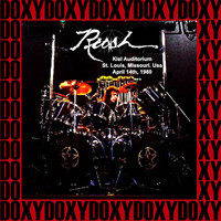 Rush - Kiel Auditorium St Louis, Missouri, USA. April 14th, 1980