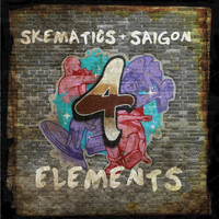 Saigon - 4 Elements (feat. Saigon)