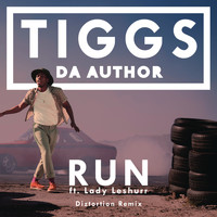 Tiggs Da Author feat. Lady Leshurr - Run (Explicit)