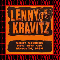 Lenny Kravitz - Sony Studios, New York, March 14th, 1994
