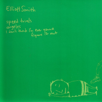 Elliott Smith - Speed Trials - EP