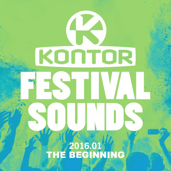 Various Artists - Kontor Festival Sounds 2016.01 - The Beginning