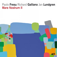 Paolo Fresu, Richard Galliano & Jan Lundgren - Mare Nostrum II