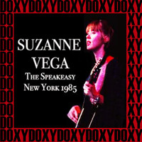 Suzanne Vega - The Speakeasy New York, April 17th, 1985