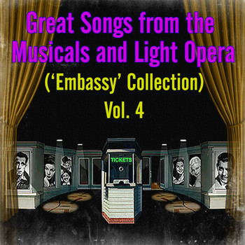 Various Artists - Great Songs from the Musicals and Light Opera ('Embassy' Collection), Vol. 4