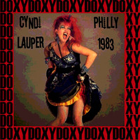 Cyndi Lauper - Ripley's Music Hall, Philadelphia, November 29th, 1983