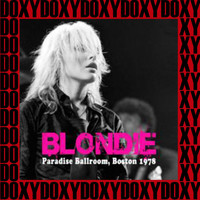 Blondie - Paradise, Boston, November 4th, 1978
