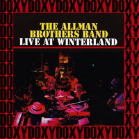 The Allman Brothers Band - Winterland Ballroom, San Francisco, September 26th, 1973