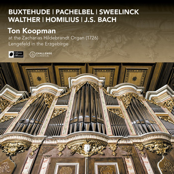 Ton Koopman - Ton Koopman at the Zacharias Hildebrandt Organ (1726) In Lengefeld in the Erzgebirge