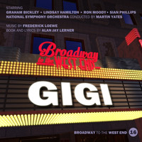 Original Studio Cast - Gigi