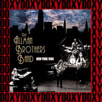 The Allman Brothers Band - Madison Square Garden, New York, October 31st, 1986
