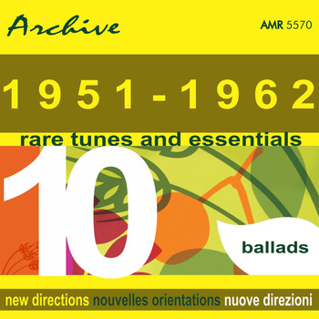 Various Artists - Rare Tunes & Essentials, Vol. 10: Ballads
