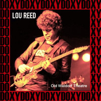 Lou Reed - Old Waldorf Theatre, San Francisco, March 22th, 1978