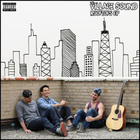 The Village Sound - Rooftops - EP