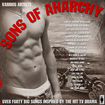 Various Artists - Sons of Anarchy - 40 Big Songs Inspired By The Show