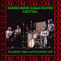 Creedence Clearwater Revival - Fillmore West, San Francisco, March 14th, 1969