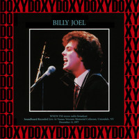 Billy Joel - Nassau Coliseum, Uniondale, New York, December 11th, 1977